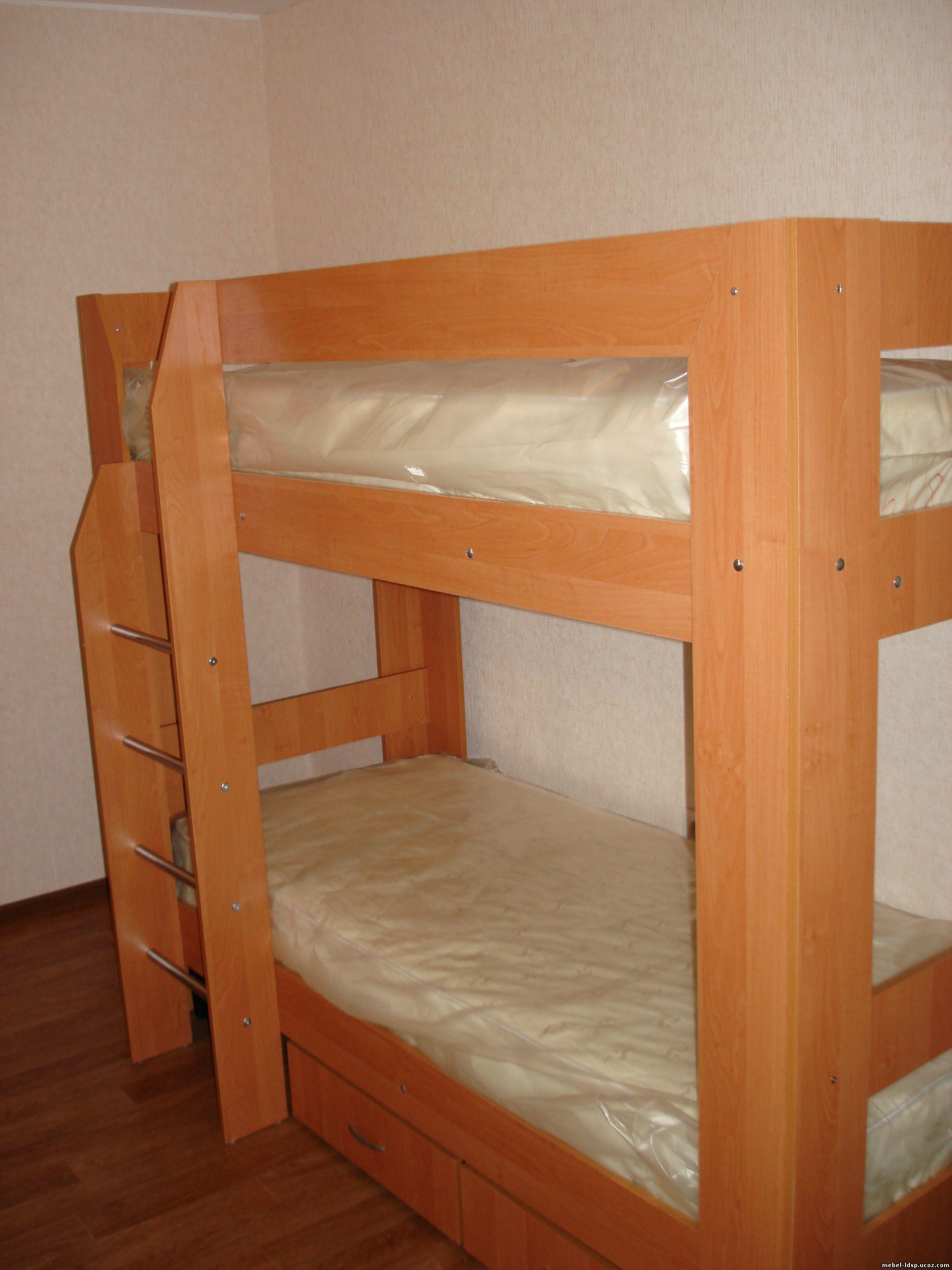 Как сделать из обычной кровати двухъярусную кровать